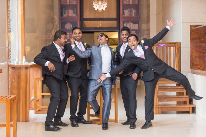 Wedding of Roshani & Charith by DR Creations - 019