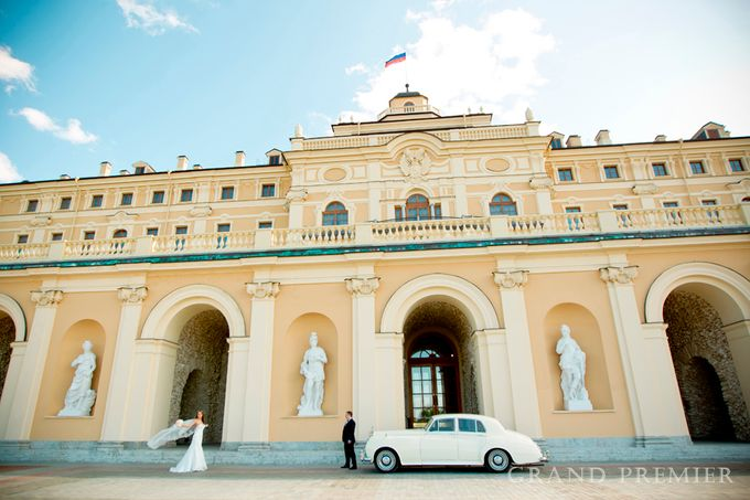 Wedding in the Konstantinovsky Palace by Grand Premier - 022