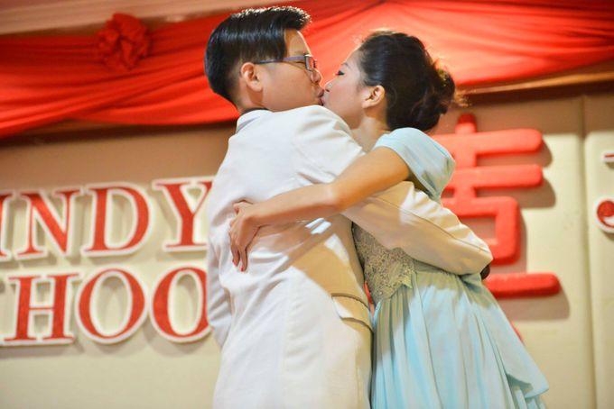 Cindy & Jason by Faith Wedding Event - 040