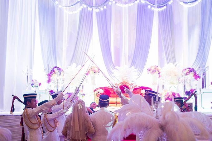 Liyana & Fairuz - Reception by Cubic Foto by PlainPaperpaint Production - 031