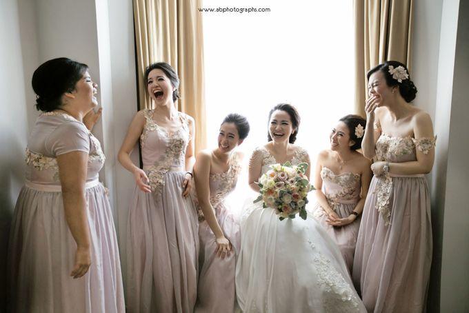 THE WEDDING OF RICHARD & LYDIA by Cynthia Kusuma - 036