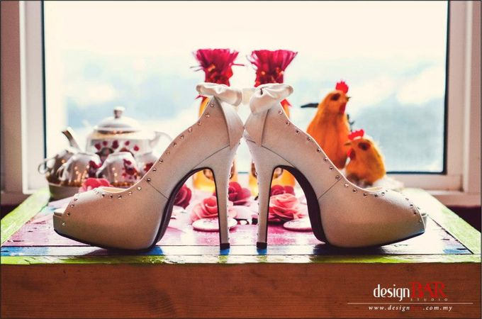 Bridal Shoe Close Ups by Christy Ng Shoes - 004