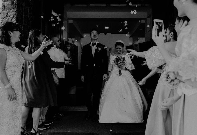 Nicole & Daniel Wedding at Menara Imperium by AKSA Creative - 035