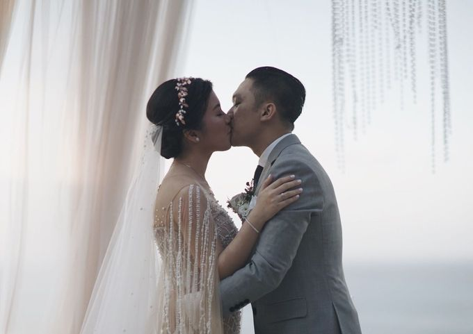 Andrew & Cassandra Wedding by Love Bali Weddings - 041