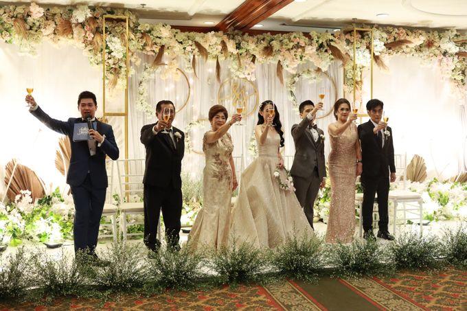MC Intimate Wedding At Mercantile Jakarta - Anthony Stevven by Anthony Stevven - 013