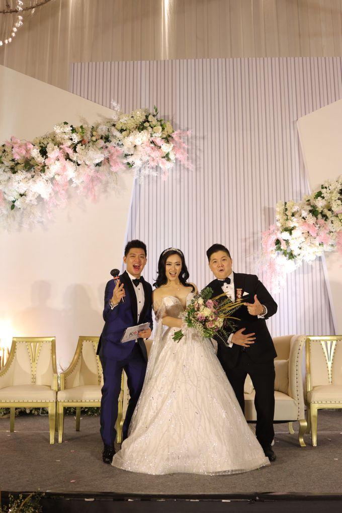 MC Wedding Double Tree Hotel Jakarta - Anthony Stevven by DONNY LIEM The Make Up Art - 006
