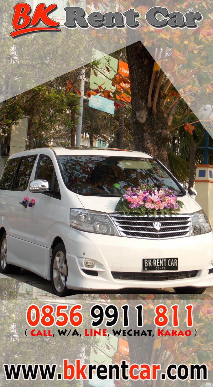Jenis Jenis Mobil Wedding by BKRENTCAR - 001
