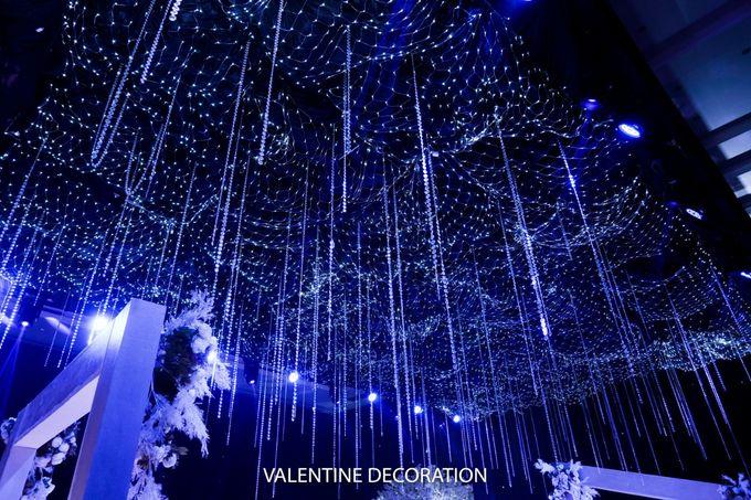Jason & Devina Wedding Decoration by Valentine Wedding Decoration - 032