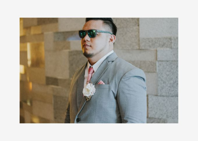 Vince and Rhosiel Wedding by Fiat Lux Productions - 023