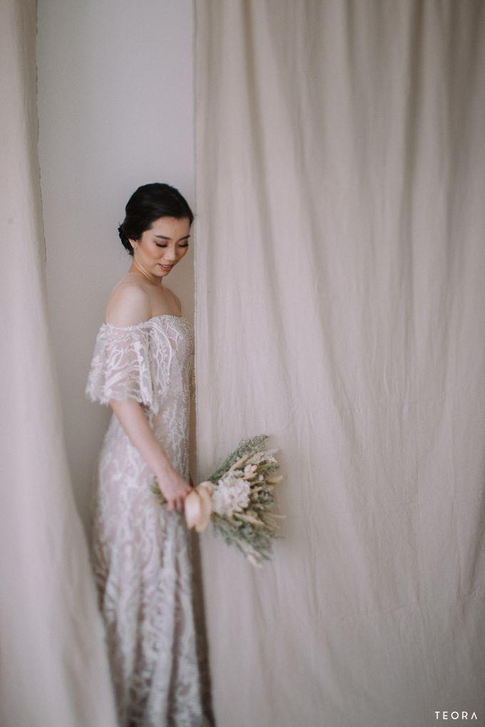 Endy & Selvi Jakarta Prewedding by Rent a Gown - 021