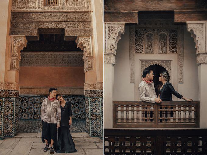 PRE - WEDDING DERIAN & GRACE BY RIO YAPARI by All Seasons Photo - 033