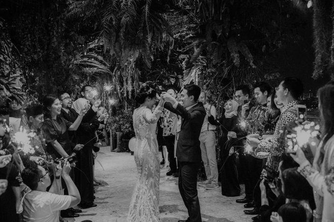 Resa & Bunga Wedding by AKSA Creative - 033