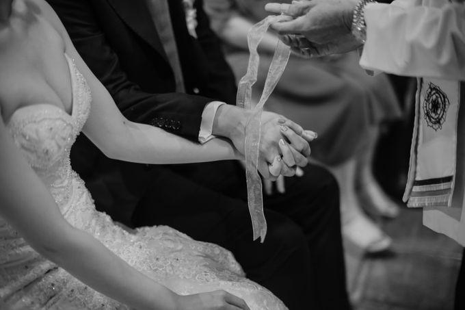 Leonard & Shieng Wedding by Casablanca Design - 039