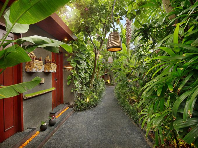 Honeymoon Package at legian Kriyamaha Villa by Ayona Villa - 003