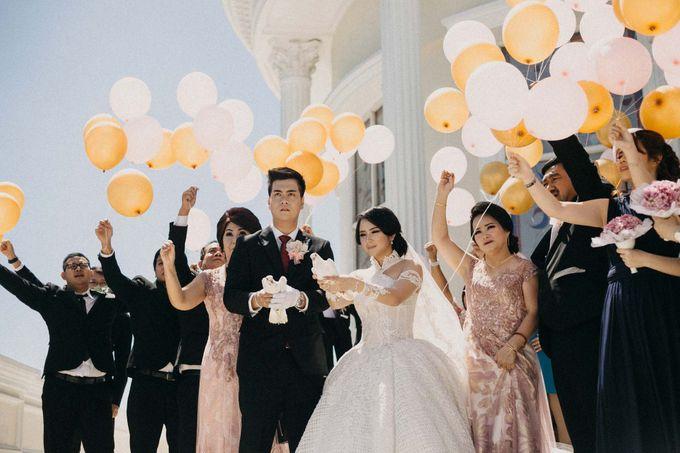 CALVIN & SANTI WEDDING by HAPE by MA Fotografia - 039