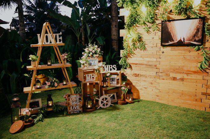 Wedding Hosana & Vina by Ananda Yoga Organizer - 036