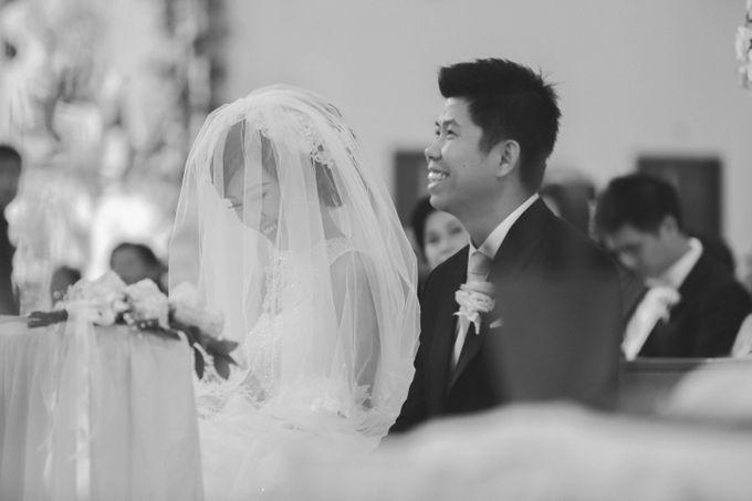 Maurice & Natasya Jakarta Wedding by Ian Vins - 023
