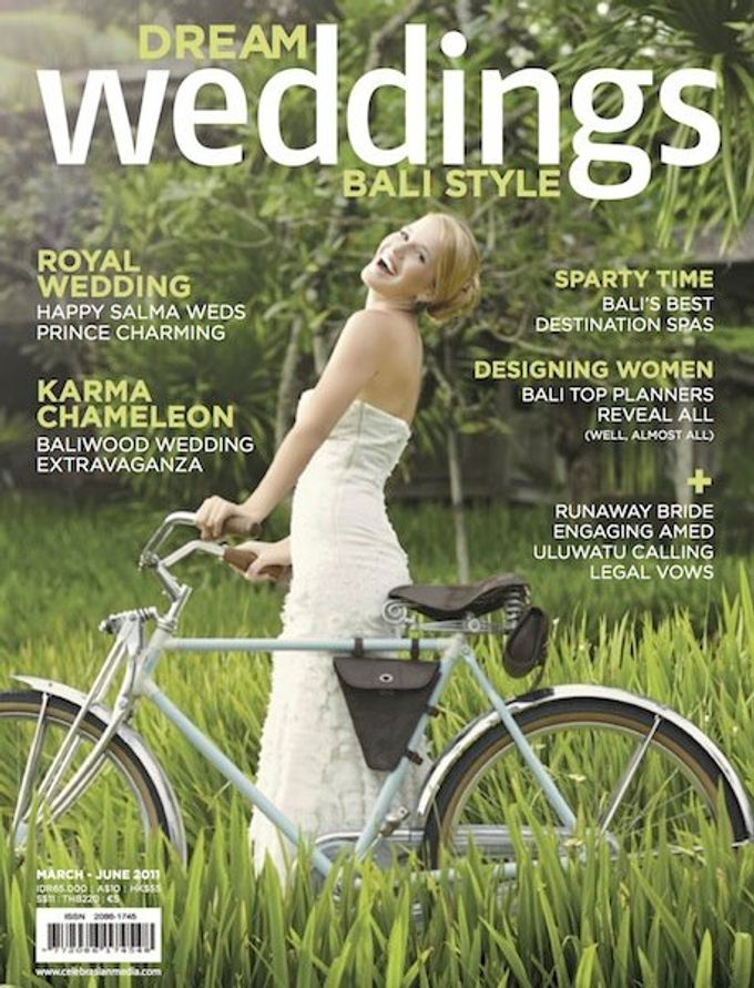 Dream Wedding Bali Style magazine by Yeanne and Team - 001
