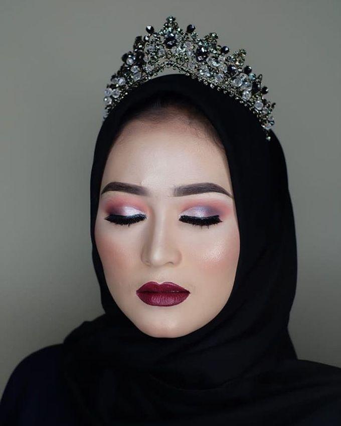 Make up by Owner Tri Lestari by Princessbridalgallery - 005