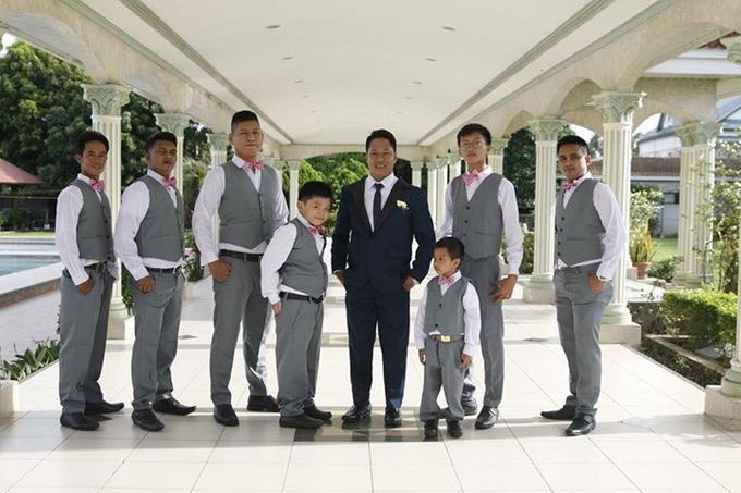 Jayber and  Len Wedding by Sheng Maquillage - 012