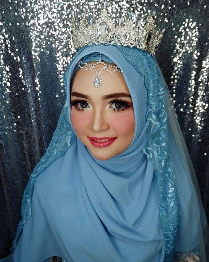 Make up by Owner Tri Lestari by Princessbridalgallery - 002