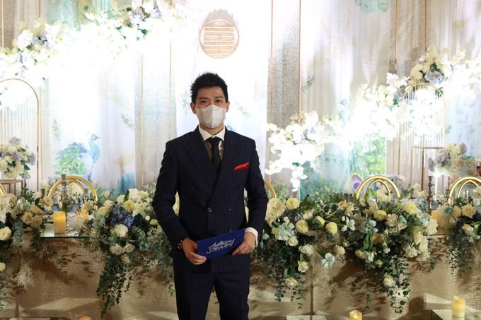 Entertainment Sangjit Hotel Mulia Jakarta by Double V Entertainment by Double V Entertainment - 005