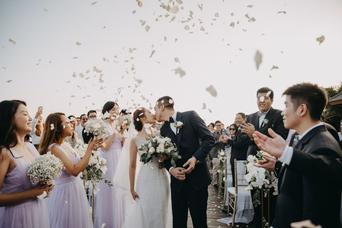 The Wedding of Richie & Soo Young by The edge - 020