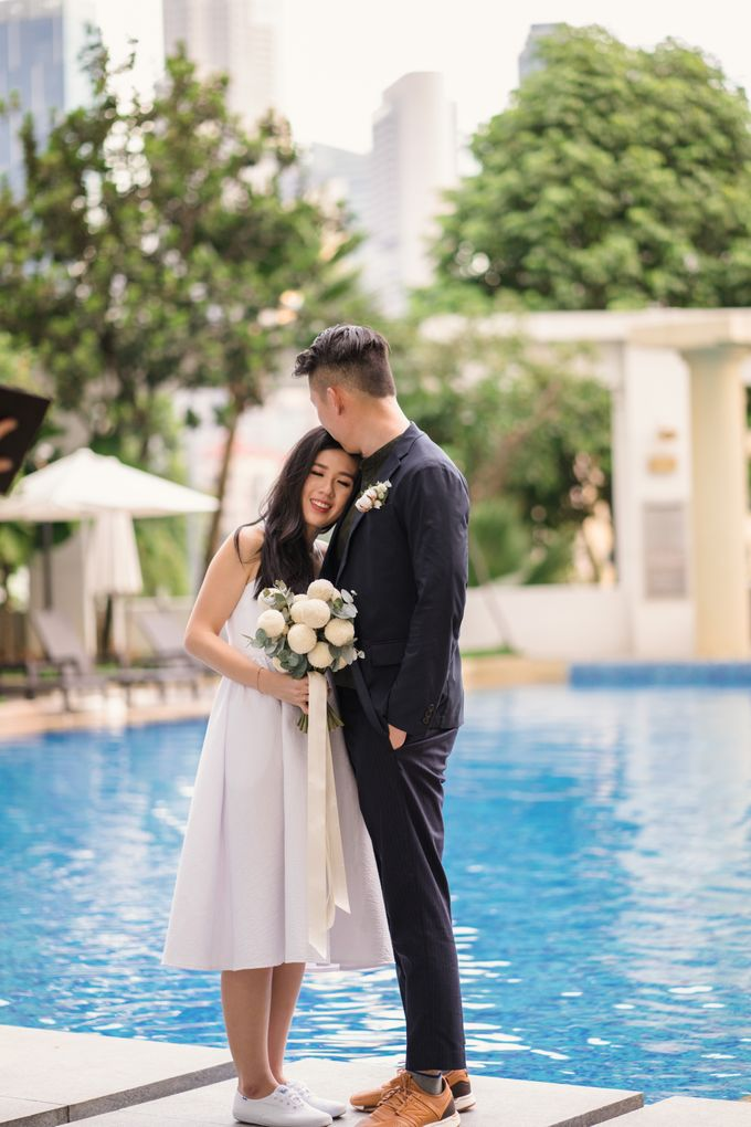 Wee Tiong & Denise by Park Hotel Clarke Quay - 001