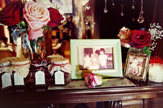 Bohemian Rhapsody by Tea Rose Wedding Designer - 009