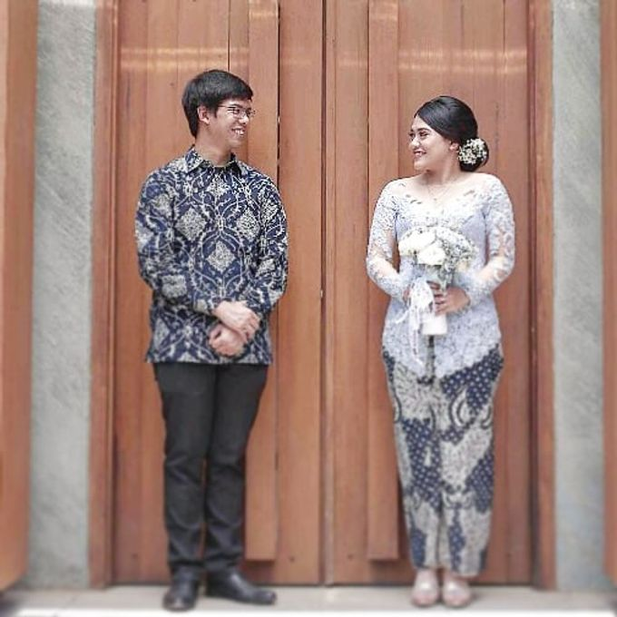 Engagement Vany Alfa by Chandira Wedding Organizer - 006