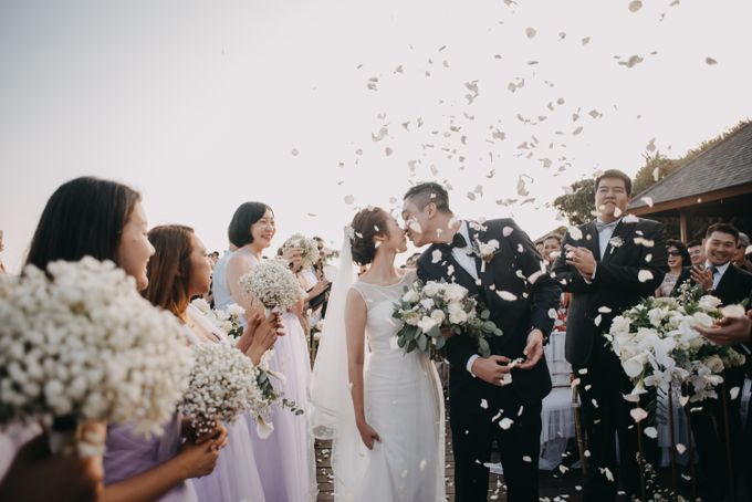 The Wedding of Richie & Soo Young by The edge - 019