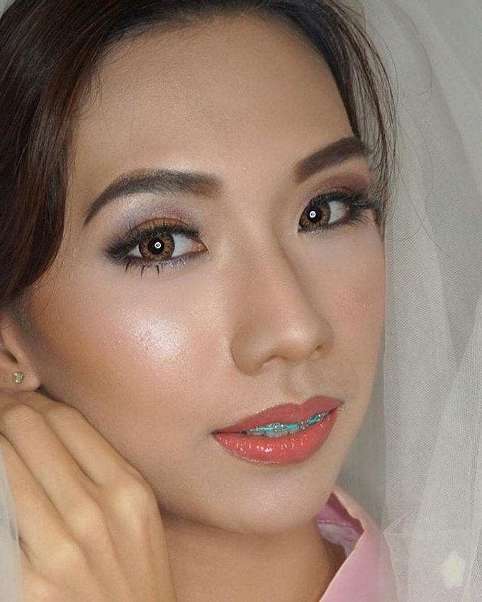 Airbrush Bride Makeup by MRS Makeup & Bridal - 004