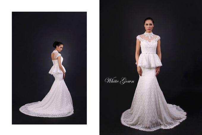 Wedding dress & Evening Gown by Tati Photo - 003