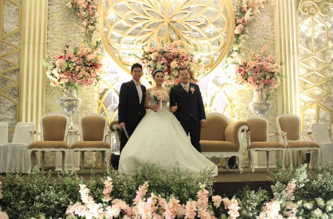 MC Wedding MDC Hall Wisma 76 Jakarta - Anthony Stevven by MDC HALL - 008