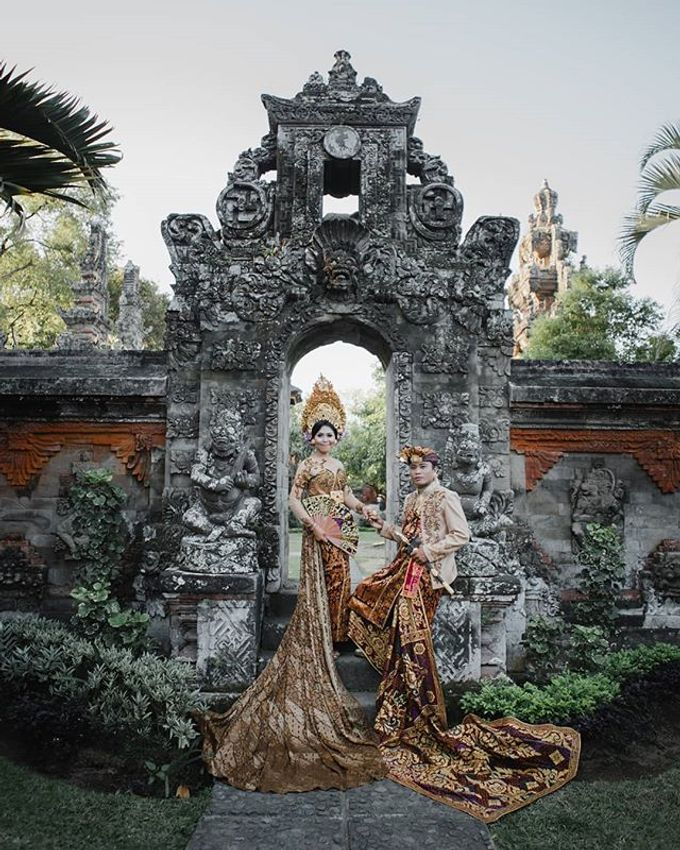 Balinese Prewedding by Gelung Bali Wedding - 009