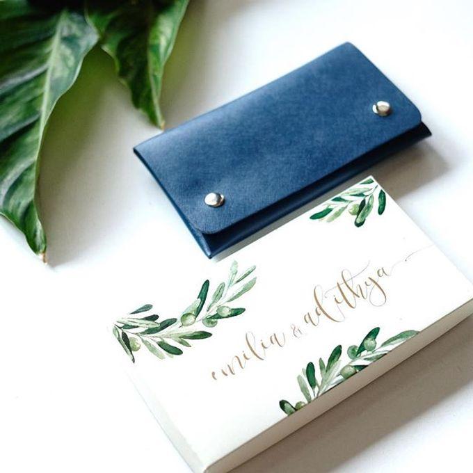 Handphone & Card Wallet by Le'kado - 008