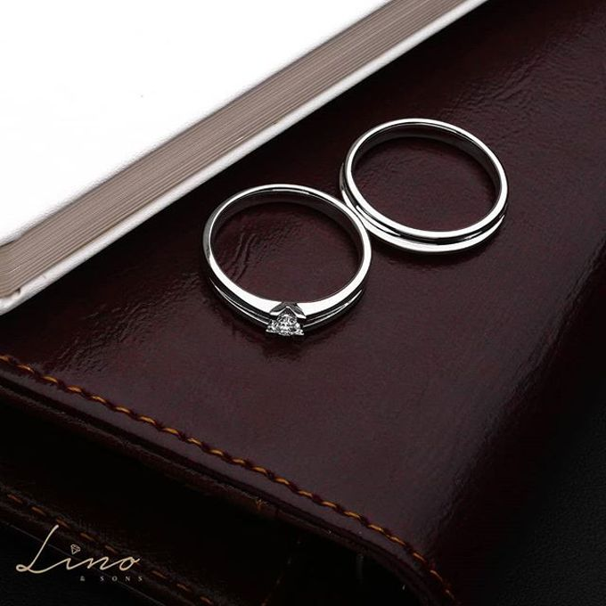 WEDDING RING by Lino and Sons - 022