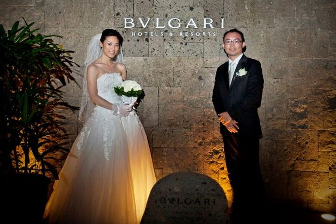 Exclusively Bulgari weddings by Yeanne and Team - 007