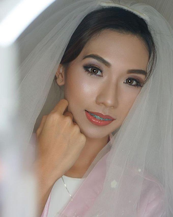 Airbrush Bride Makeup by MRS Makeup & Bridal - 006
