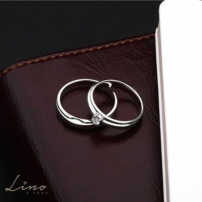 WEDDING RING by Lino and Sons - 024