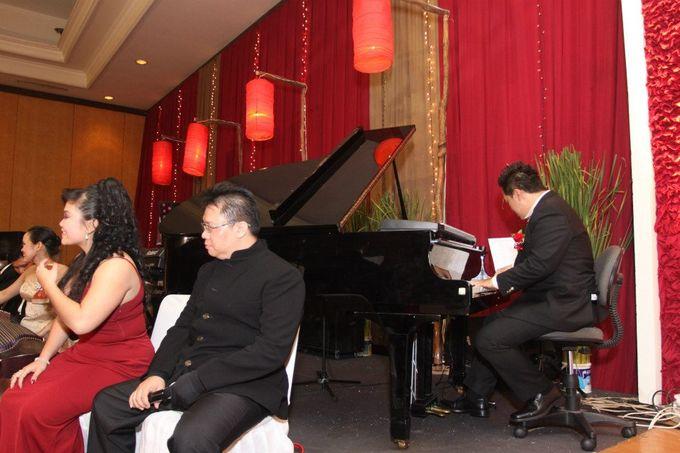 Wedding Teddy Chen & Merry Zhong by Teddy Chen Music Entertainment - 007
