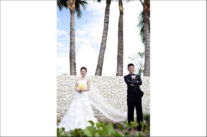 Bali Wedding Li Shun & Cong Xin at Royal Santrian Nusa Dua by Heru Photography - 019