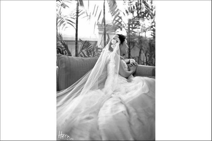 Bali Wedding Li Shun & Cong Xin at Royal Santrian Nusa Dua by Heru Photography - 011