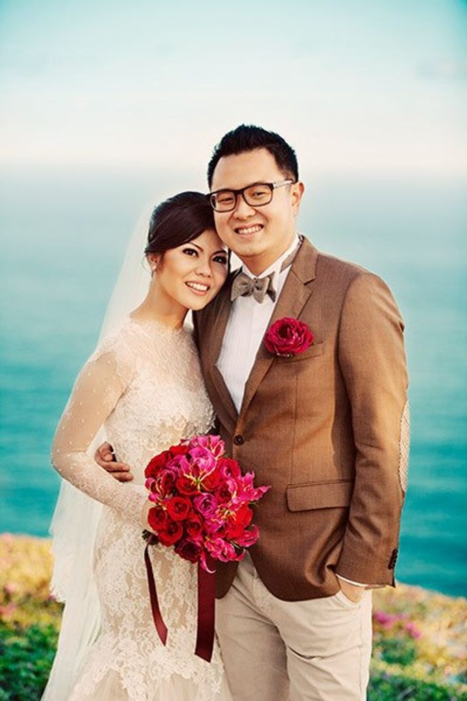 Kevin & Nastassya's Bali Wedding by Flying Bride by Flying Bride - 015