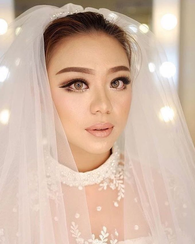 Wedding Make Up  by shabrinamakeup - 020
