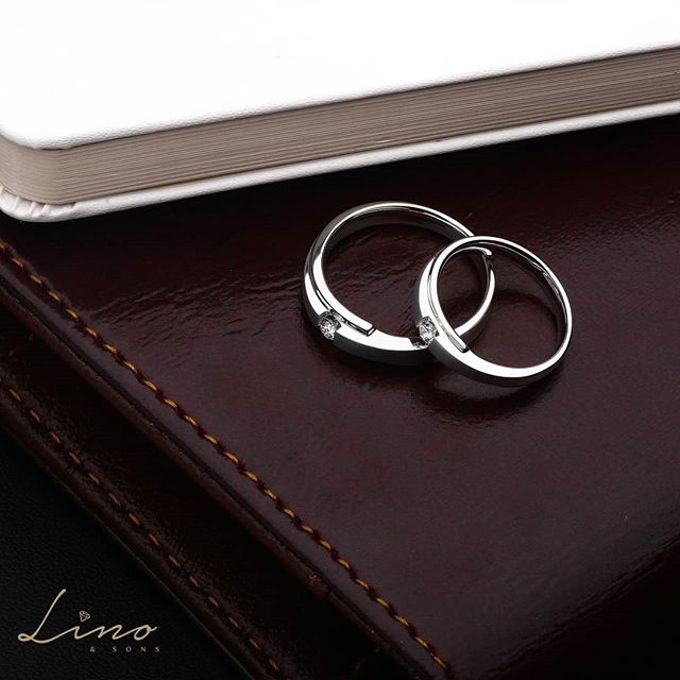 WEDDING RING by Lino and Sons - 023