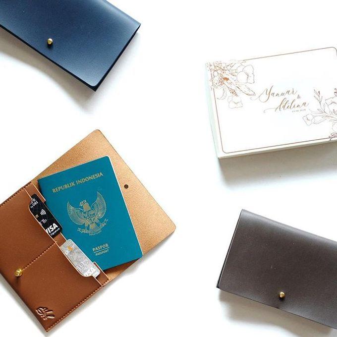 Passport Case by Le'kado - 005