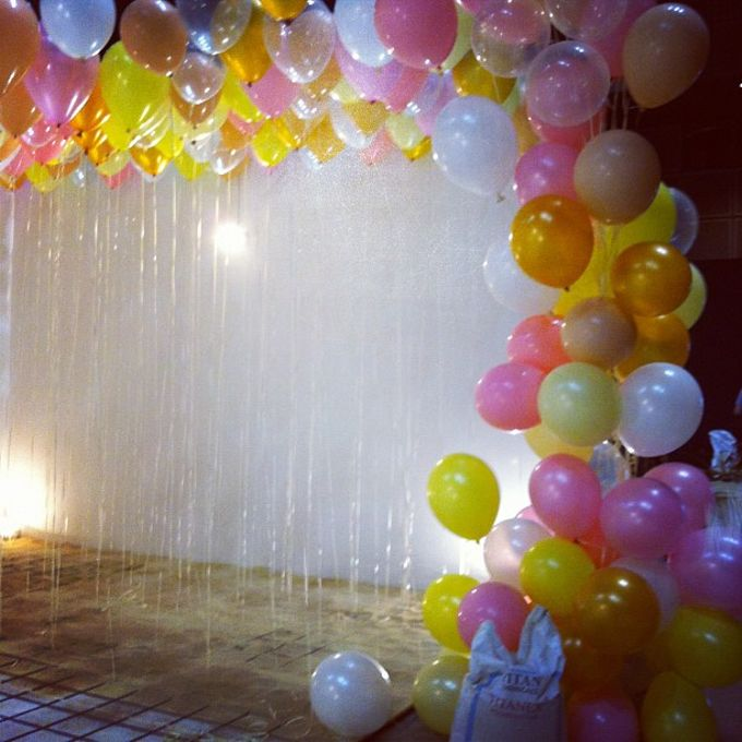 Wedding Arch by Balloon Blasters - 003