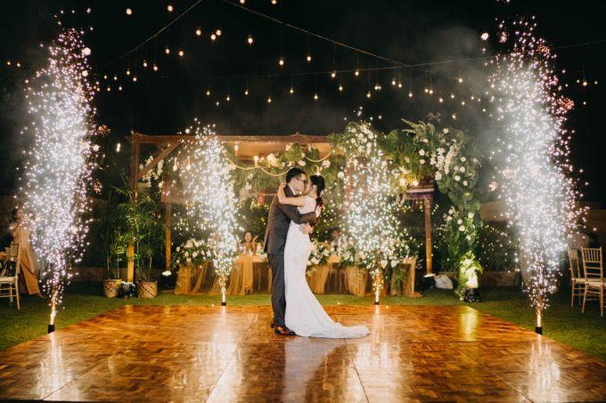 Wedding The Mulia Resort Donald & Tabita by StayBright - 037