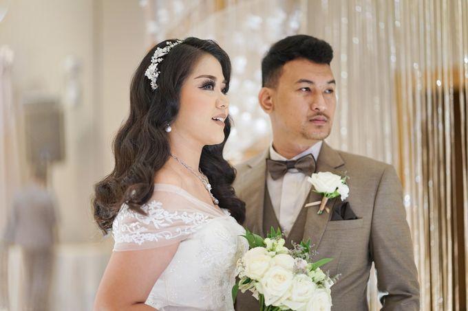 Wedding Of Adi & Pricilia by Ohana Enterprise - 015